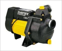 Davey Pump - X201 Water transfer and firefighting pump