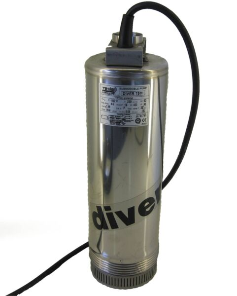 Tesla Diver 75MA Submersible Pump (Sump Pump) Product Photo