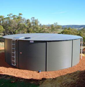Pioneer Water Tank - GT150 150,000 Litres