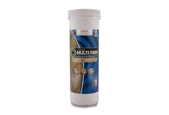 Focus Multi Chlorine Tablets Product Photo
