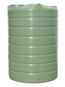Home/Rural Round Water Tank - 2,200 Litre