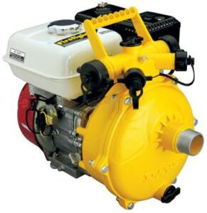 Davey Pump - 5165H  Petrol Fire fighting pump