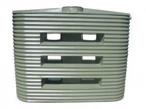 Home/Light Duty Corrugated Slimline Water Tank - 2,000 Litre