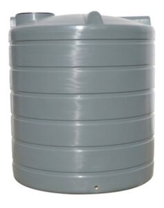 Home/Rural Round Water Tank - 4,200 Litre