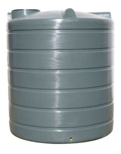 Home/Rural Round Water Tank - 3,000 Litre