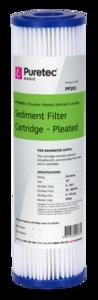 "Puretec Sediment Removal Cartridge 10"" x 2.5"" WASHABLE"