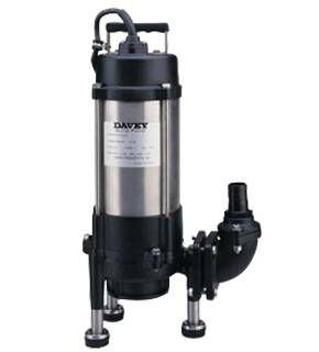 Davey Pump - DT12G Grinder Submersible Pump (Sump Pump)Product Photo