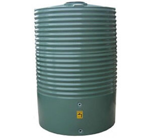 Home/Light Duty Corrugated Round Water Tank - 2,200 Litre Product Photo