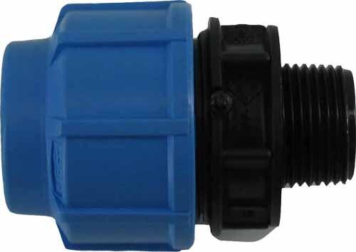Alprene Metric Male Adapter 40mm Product Photo