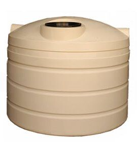 Commercial/Industrial Round Water Tank - 1,800 Litre Squat Product Photo