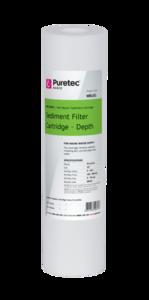 "Puretec Sediment Removal Cartridge 10"" x 2.5"" DISPOSABLE"