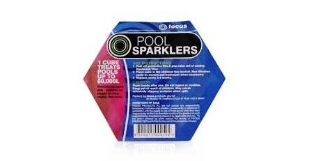 Focus Pool Sparklers Product Photo