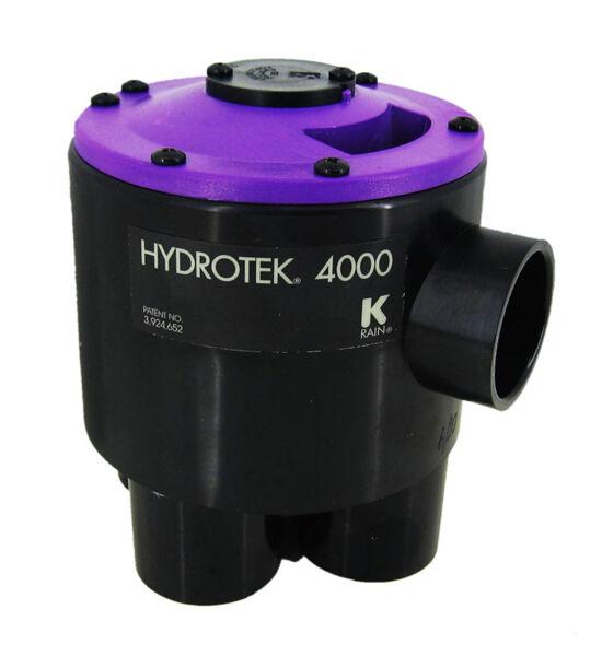 K-rain four port indexing valve Product Photo