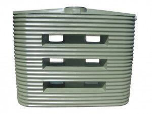 Home/Light Duty Corrugated Slimline Water Tank - 2,000 Litre Product Photo