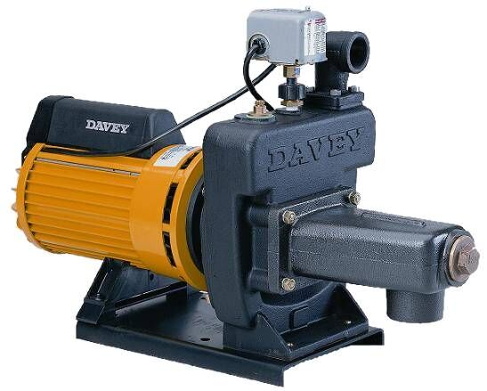 Davey Pump - Primejet 240 Shallow well pressure switch Jet pump Product Photo