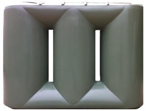 Home/Light Duty Smooth Slimline Water Tank - 5,000 Litre