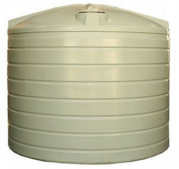 Commercial/Industrial Round Water Tank - 13,500 Litre Product Photo