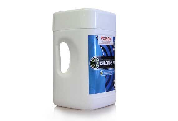 Focus Low Residue 70% Chlorine GranulesProduct Photo