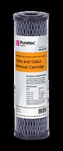 """Puretec Carbon Filter Cartridge 10"""" x 2.5"""""""