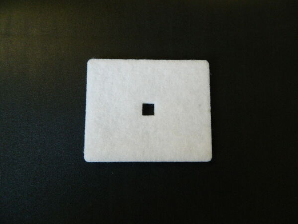 HP100 Inlet filter element Product Photo
