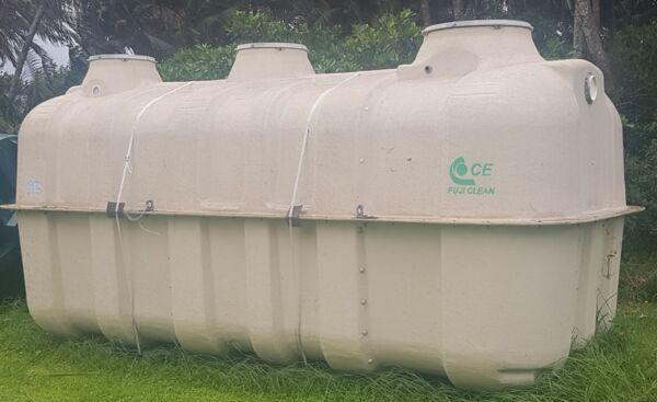 Fuji Clean CE6000 Commercial Wastewater Treatment System Product Photo