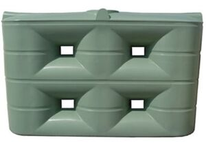 Commercial/Industrial Slimline Water Tank - 3,000 Litre Squat
