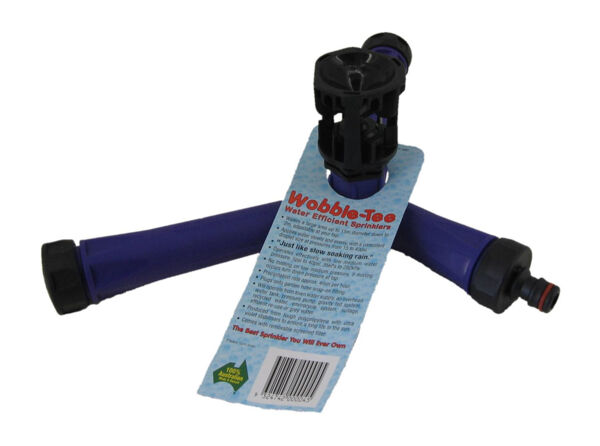 Wobble Tee (Lilac wastewater)Product Photo
