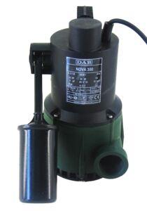 DAB Nova 300 Submersible Pump (Sump Pump)