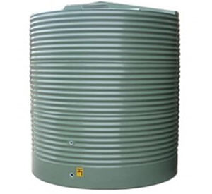 Home/Light Duty Corrugated Round Water Tank - 7,000 Litre Product Photo