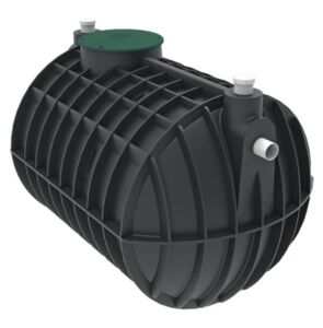 3,100L Polymaster Septic Water Tank