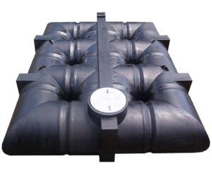 Commercial/Industrial Underground Lattice Water Tank - 5,000 Lit