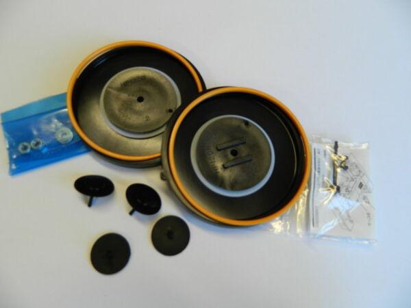 HP100 Diaphragms Pair W/-ValvesProduct Photo
