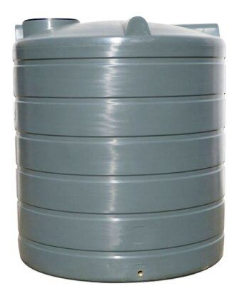Home/Rural Round Water Tank - 3,000 Litre Product Photo