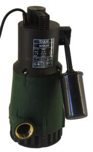 DAB Nova 600 Submersible Pump (Sump Pump)
