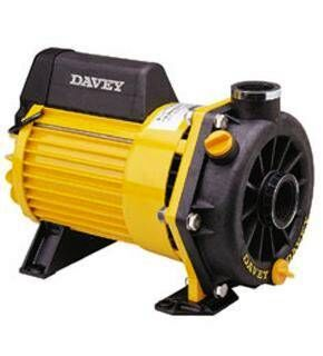 Davey Pump - 6210 Water transfer and firefighting pump Product Photo