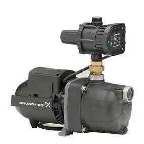 Grundfos JPC4 With PM Rain Rainwater Interconnect Device