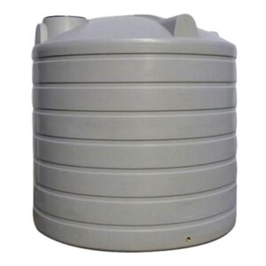 Home/Rural Round Water Tank - 5,000 Litre