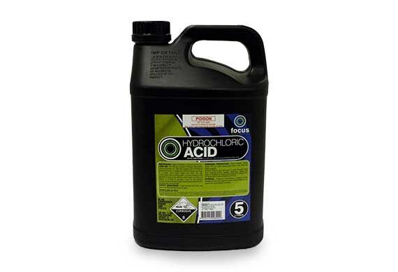 Focus Hydrochloric AcidProduct Photo