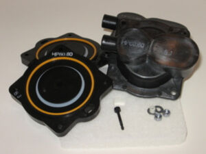 HP80 Chamber Block Kit (Diaphragm Kit)
