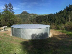 Pioneer Water Tank - GT290 290,000 Litres