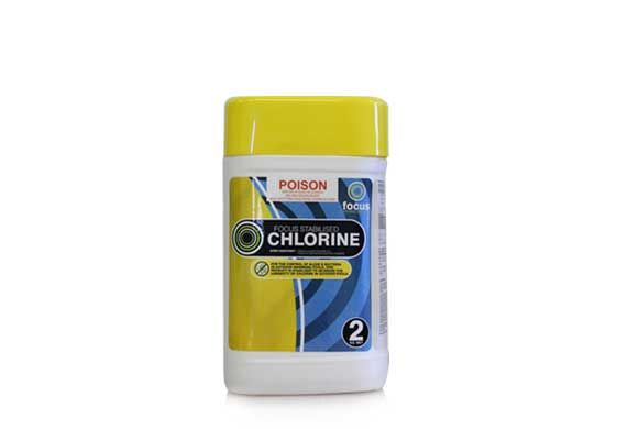 Focus Stabilised Chlorine Granules Product Photo