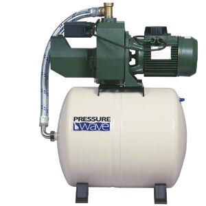 DAB Euroinox 40/50 MPCI Self priming Multi stage pump Product Photo